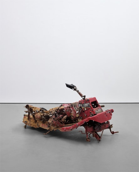 Untitled (Scrap Metal 4393)