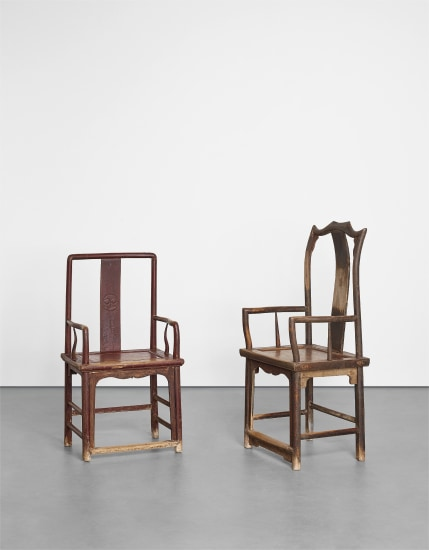 Two works: (i) Fairytale - 1001 Chairs 054; (ii) Fairytale - 1001 Chairs 065