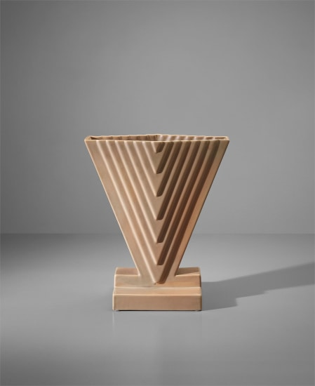 Vase, model no. Y20, from the 'Yantra di Terracotta' series
