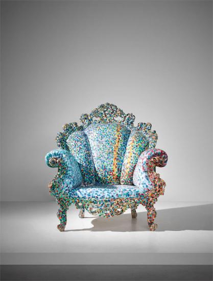 'Poltrona di Proust' armchair
