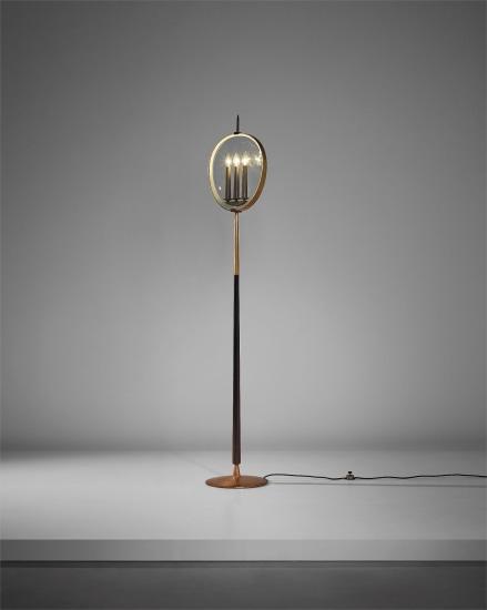 Standard lamp, model no. 1569
