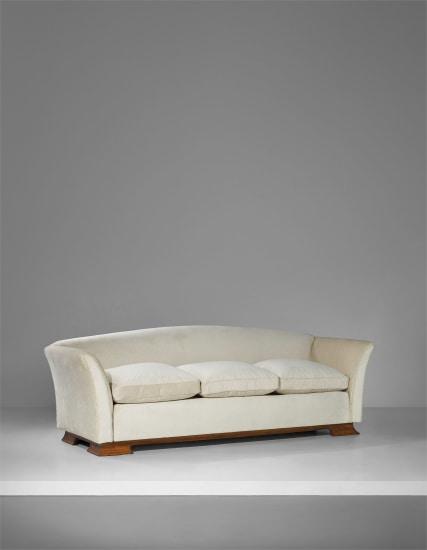 Unique sofa, designed for Casa Ferruccio Asta, Milan