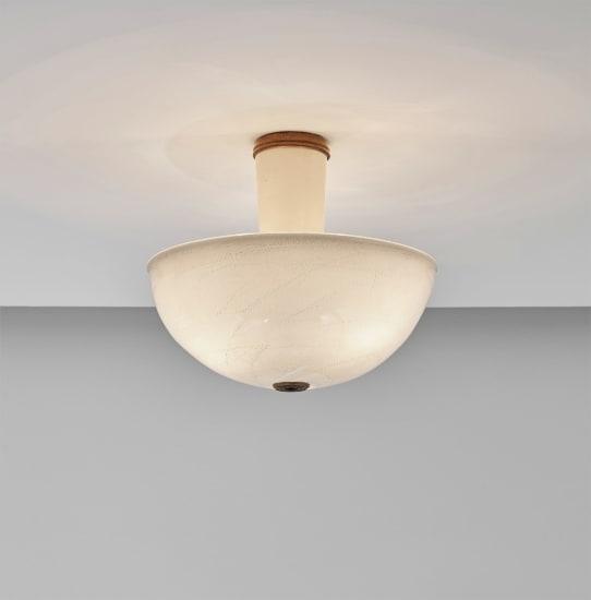 Rare ceiling light, model no. 5266
