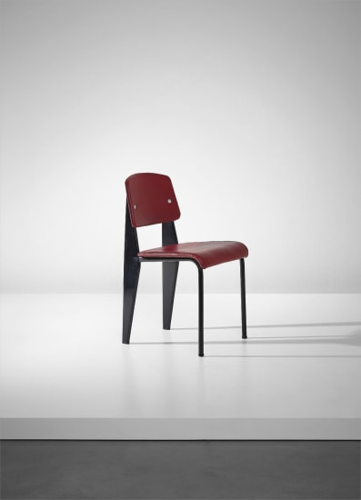 'Semi-metal' chair, model no. 306