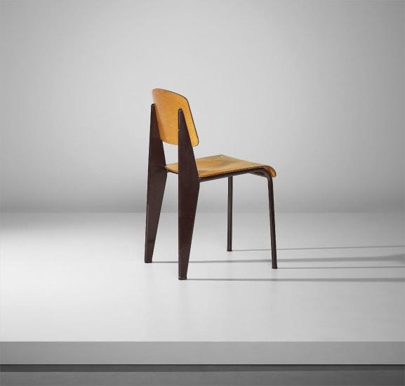 'Semi-metal' chair, model no. 305