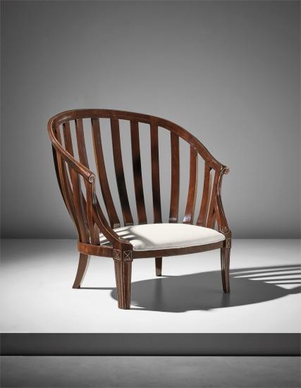 'Gondole' armchair