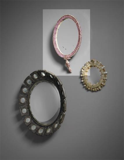 'Gabrielle' mirror