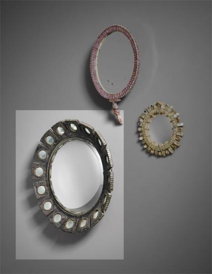 'Mazarin' mirror