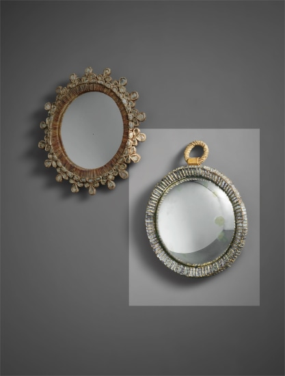 'Montre' mirror