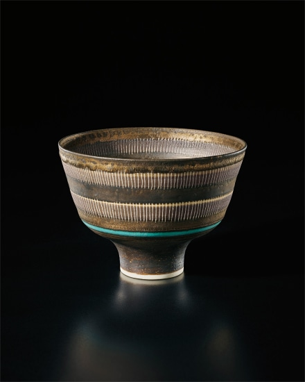 Straight-sided bowl