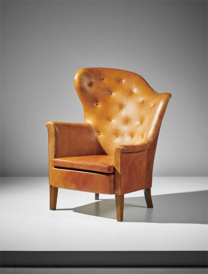Rare and important armchair