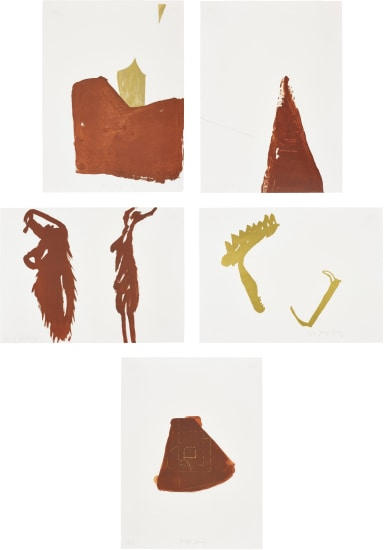 Five Lithographs