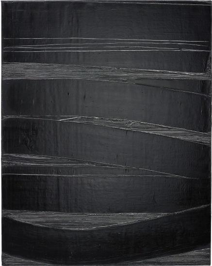 Peinture 130 x 102 cm, 14 octobre 1980