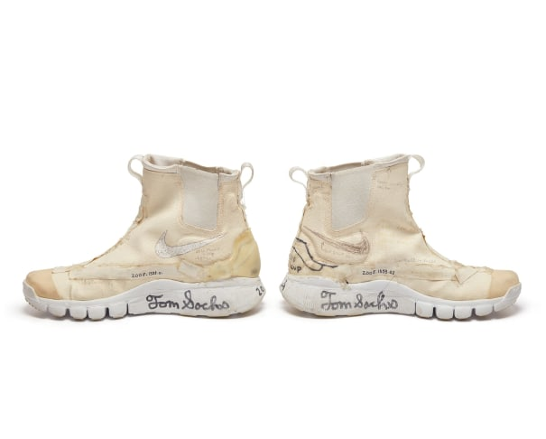 Tom Sachs Whites (Original), 2008–2012