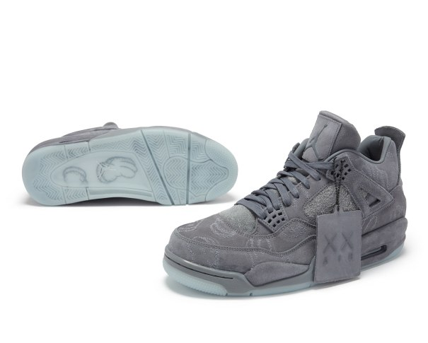 KAWS x Air Jordan IV Retro, 2017