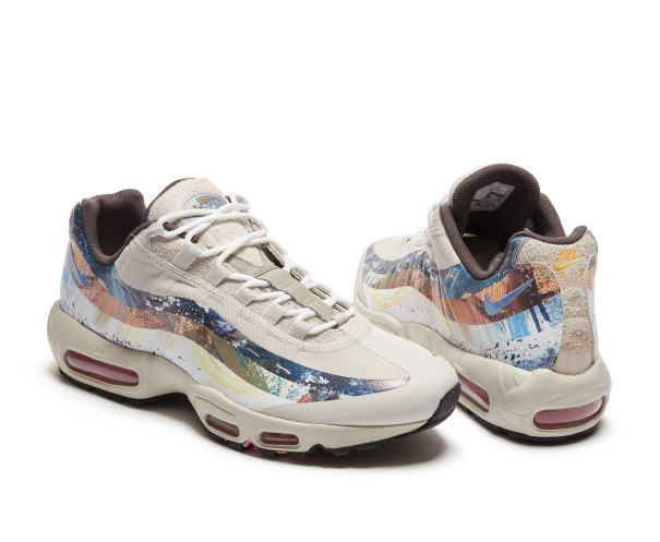 new style a8df6 0c467 Dave White - Dave White x Nike Air Max 95 Rabbit, 2016   Phillips
