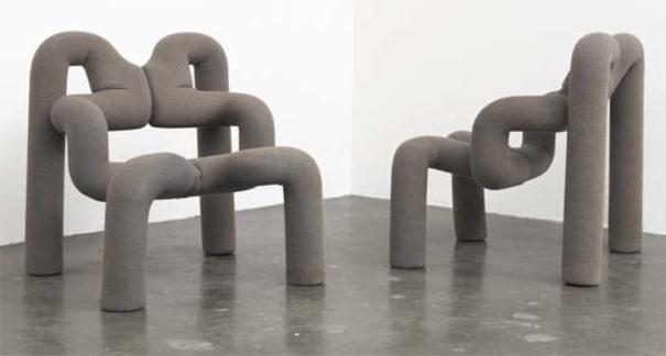 Pair Of U201cEkstremu201d Chairs