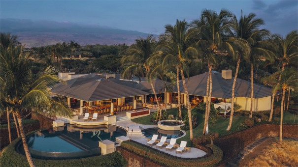 Experience Guy Laliberte's Hawaiian Estate