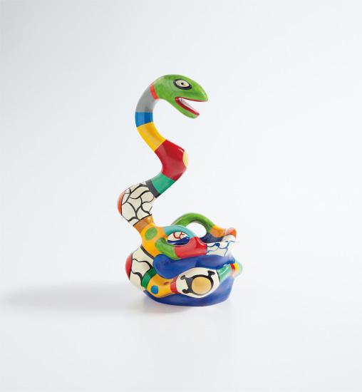 Serpent Vase