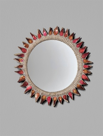 'Chardon' mirror