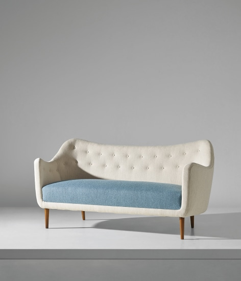 Sofa, model no. BO64