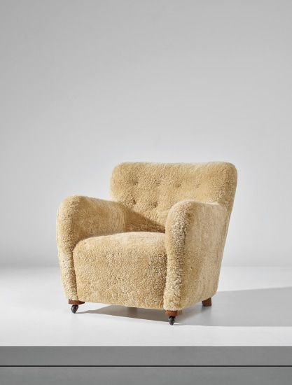 'Third' armchair