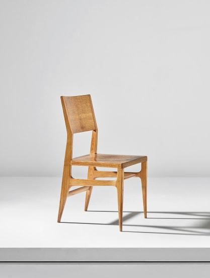 Rare side chair, model no. 602