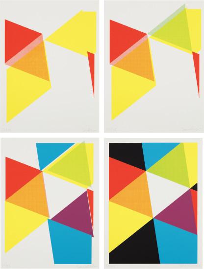 The Color 3 - 6 Portfolio