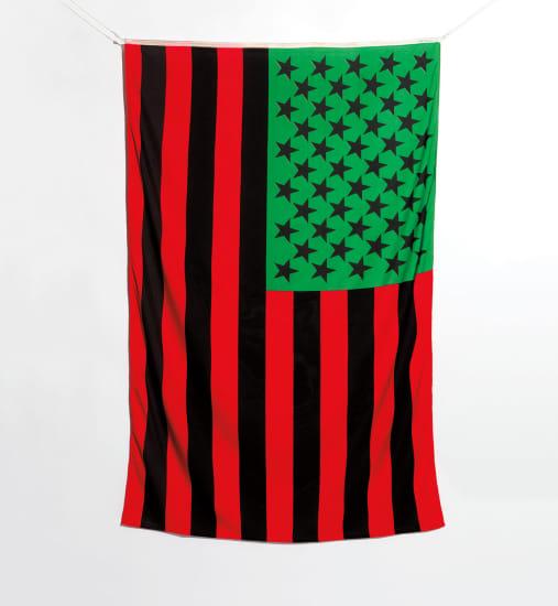 African American Flag