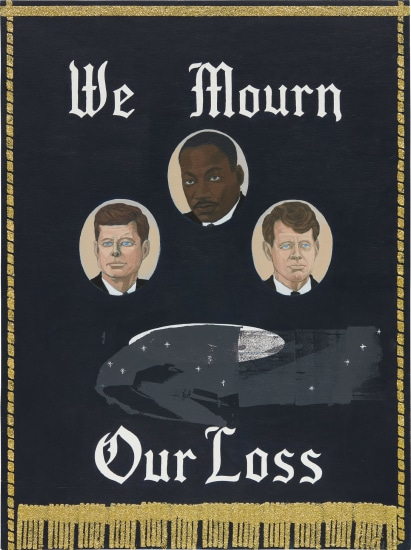 We Mourn Our Loss #1