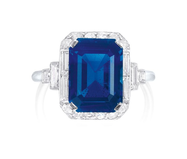 cartier sapphire engagement rings
