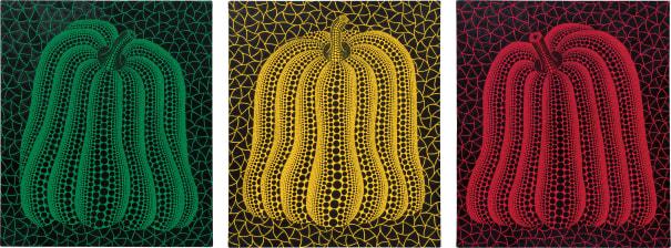 Pumpkin (three works)
