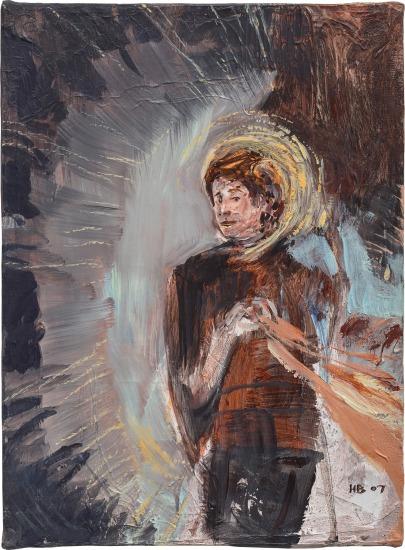 The Patron Saint of Velvet