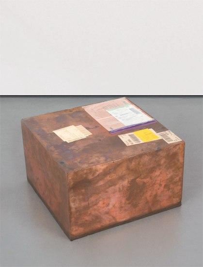 Fedex® Kraft Box ©2005 FEDEX 157872 10/05 SSCC, International Priority, Los Angeles- Bruxelles trk#861718438271, August 31 - September 2, 2011, International Priority Bruxelles- Paris trk#874126027768, September 9