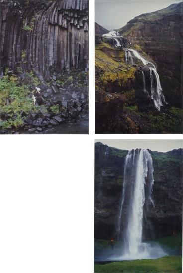 Three works: Untitled