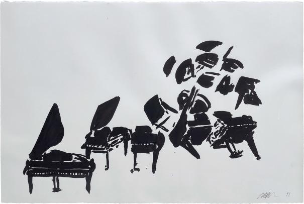 Fragmentation: Concerto for 4 Pianos
