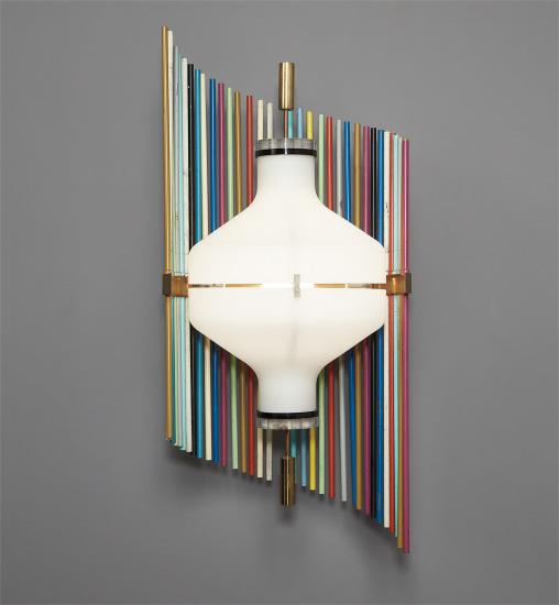 Wall light, model no. 12738