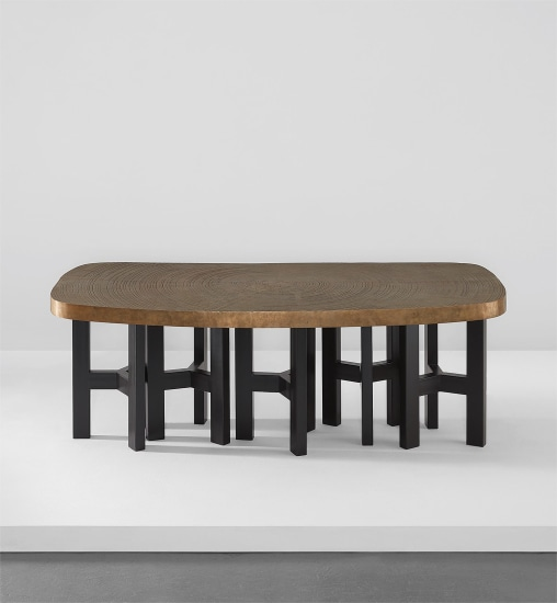 """Goutte d'eau"" dining table"