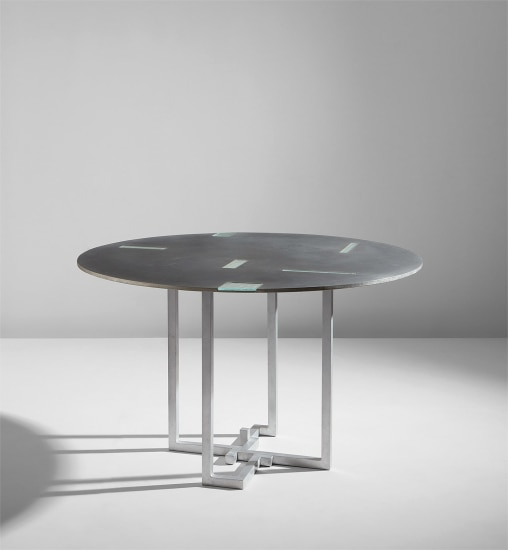 Table from the Stretto House, Dallas, Texas