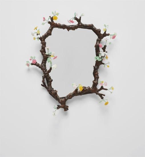 """Cherry Blossom"" mirror"