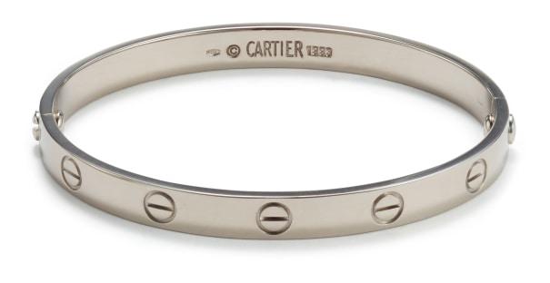 A Gold Love' Bracelet