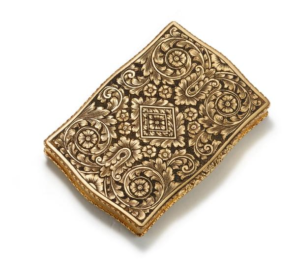 A Gold Case