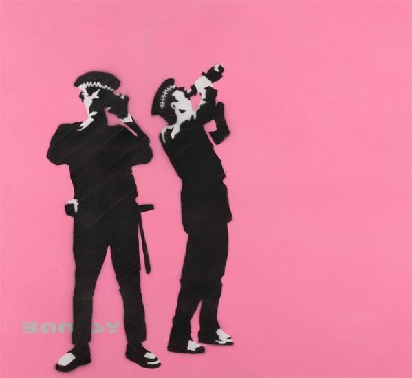 Avon & Somerset Constanbulary (Pink)