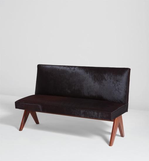 """Public bench,"" model no. PJ-SI-37-B"