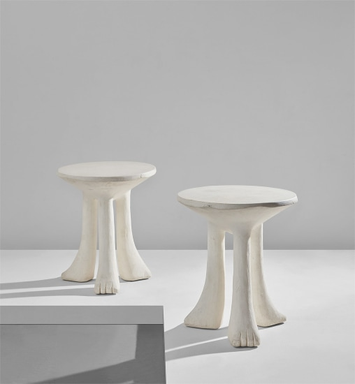 """Pair of """"Africa"""" tables"""