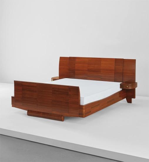 Bed, model no. 894b NR