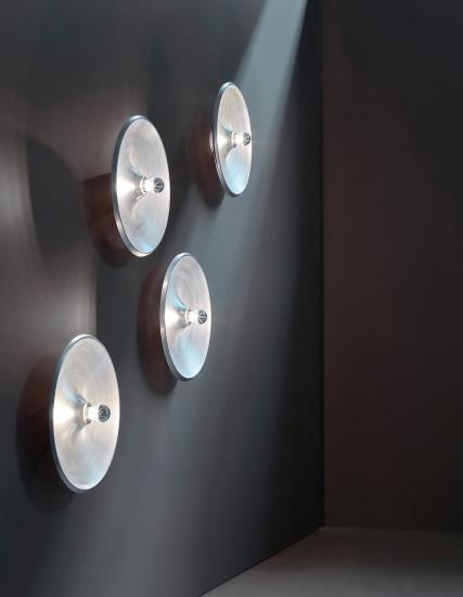Set of four wall lights, model no. 262