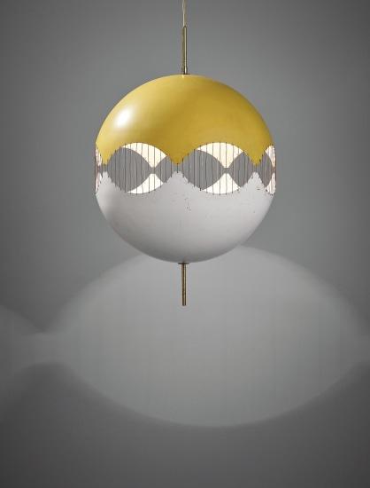 Unique 'Urano' ceiling light