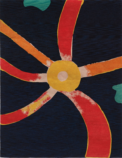 'Sun Carpet' rug