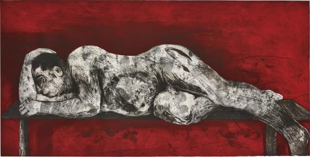 Sleeper Red, from Sleeper Series